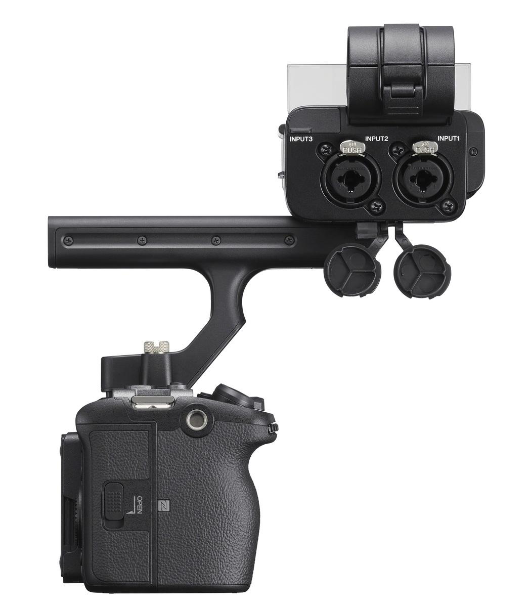 Sony Alpha ILME-FX3 Gehäuse - Vollformat Cinema Line Kamera + GRATIS 3 Jahre Garantieverlängerung (DICARDEW3)