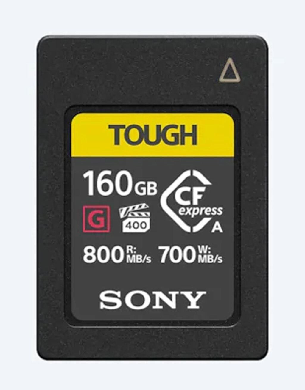 Sony CFexpress 160GB Typ A Speicherkarte