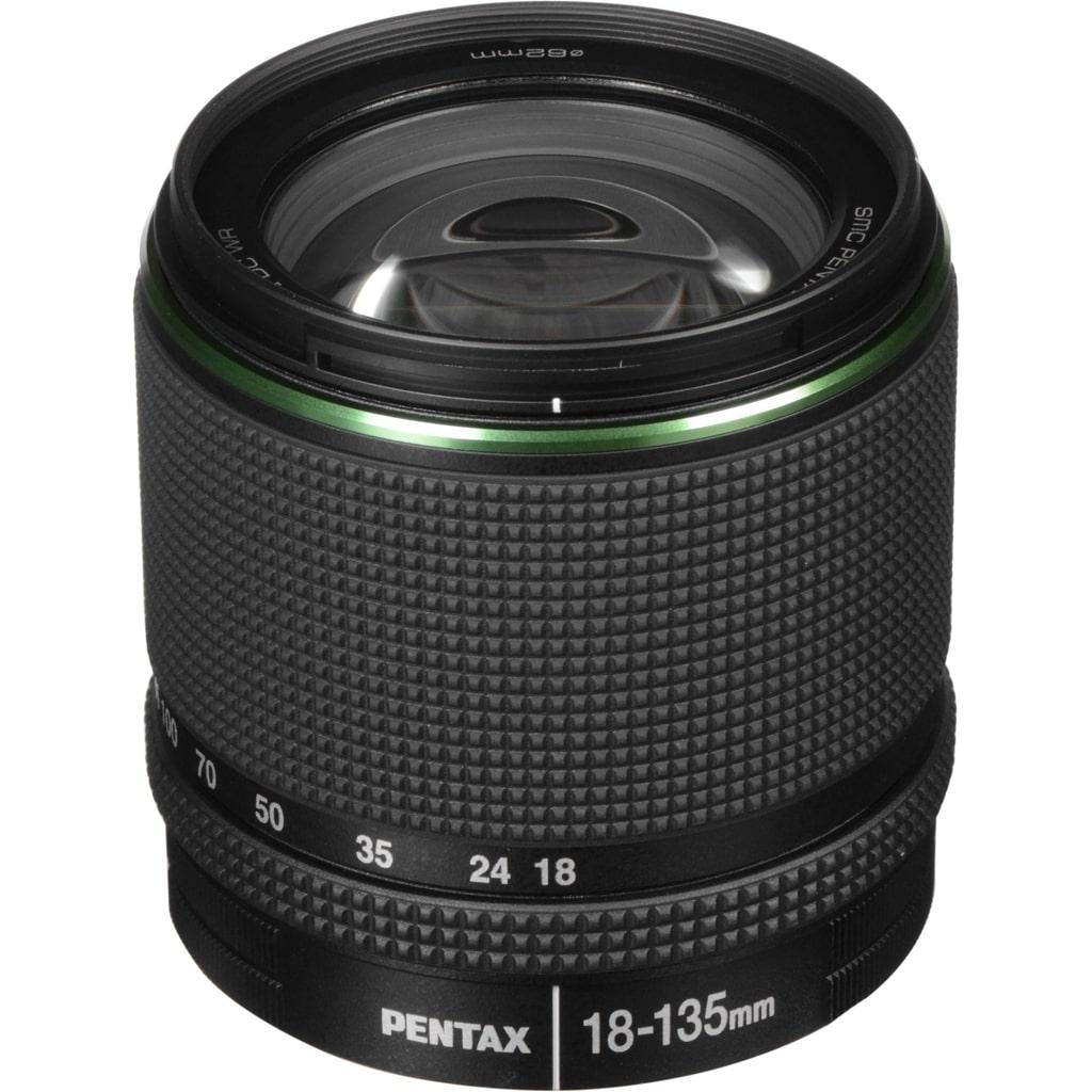 Pentax DA 18-135mm 1:3,5-5,6 ED AL [IF] DC WR aus Set