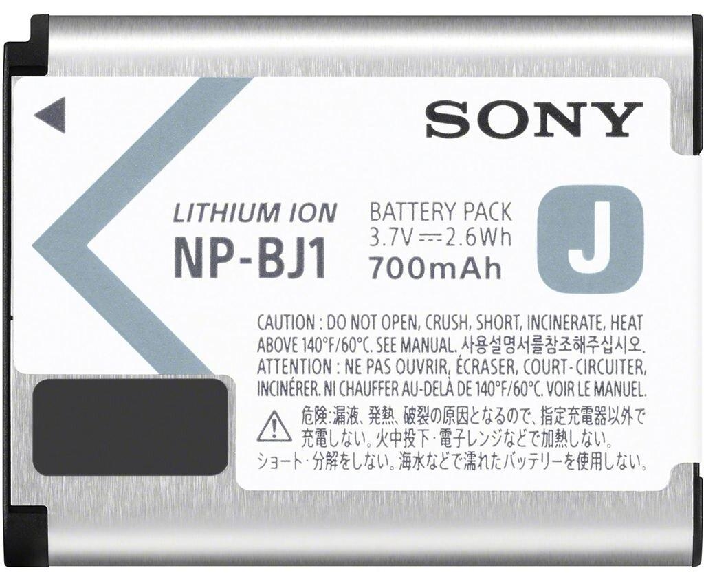 Sony NP-BJ1 Akku Typ J für DSC-RX0