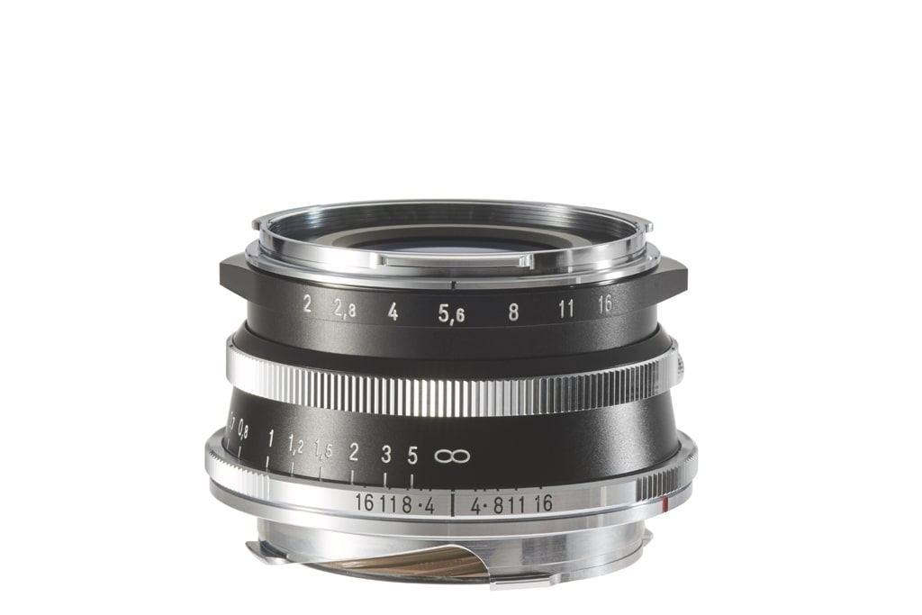 Voigtländer VM 35mm 2,0 Ultron asphärisch Leica M schwarz