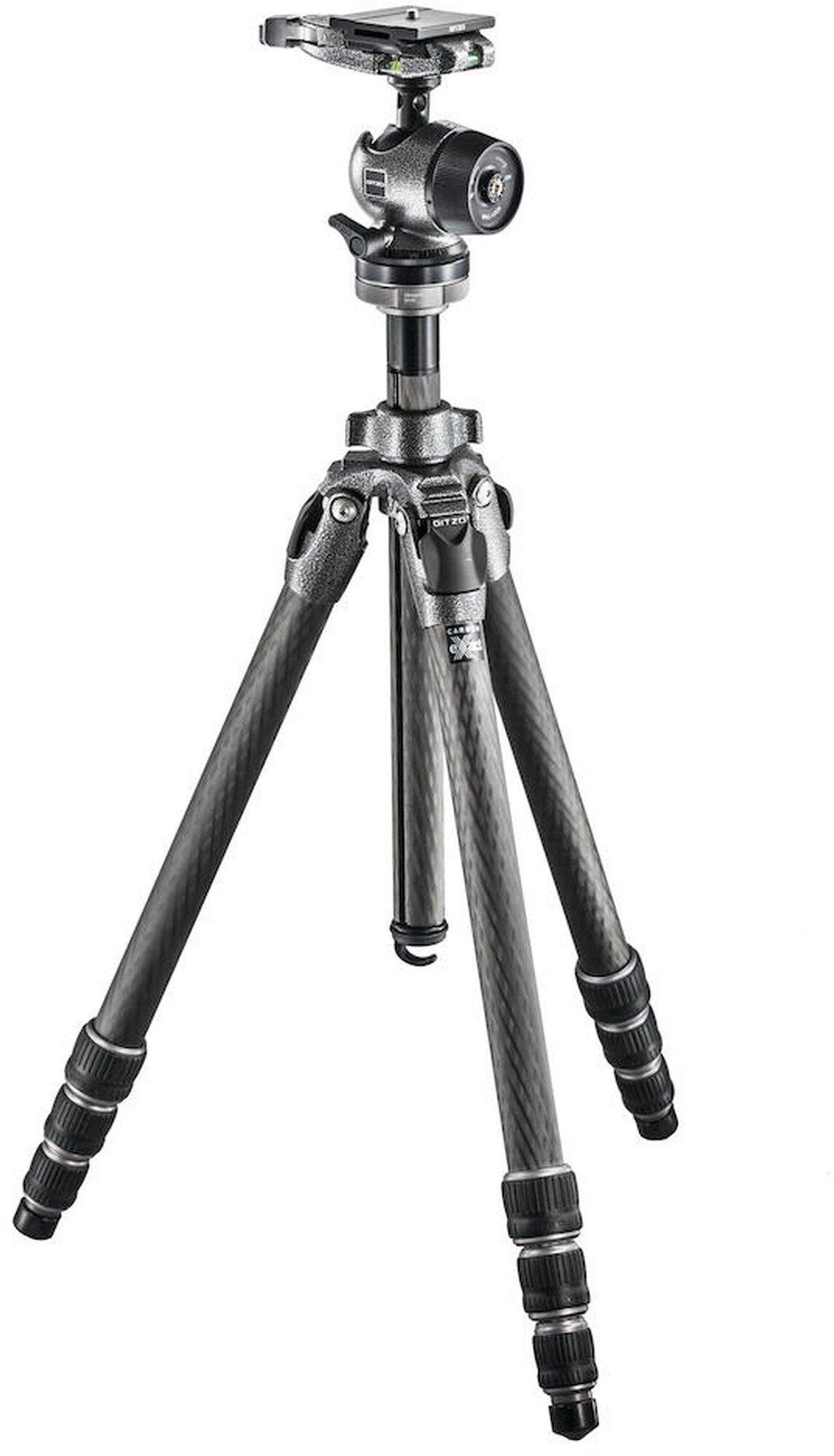 Gitzo Mountaineer-Set GK2542-80QD Carbon Stativ