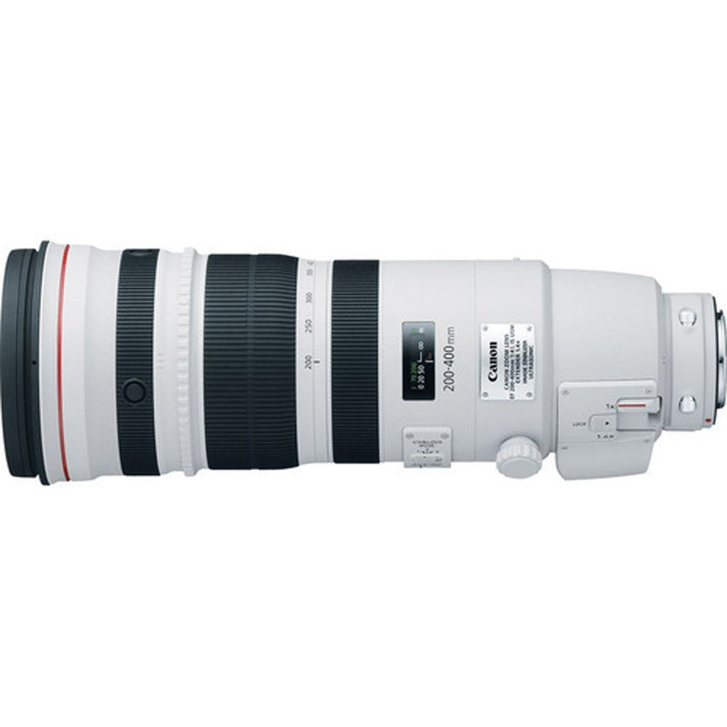 Canon EF 200-400mm 1:4L IS USM Extender 1,4x