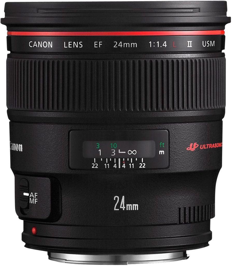 Canon EF 24mm 1:1,4L II USM