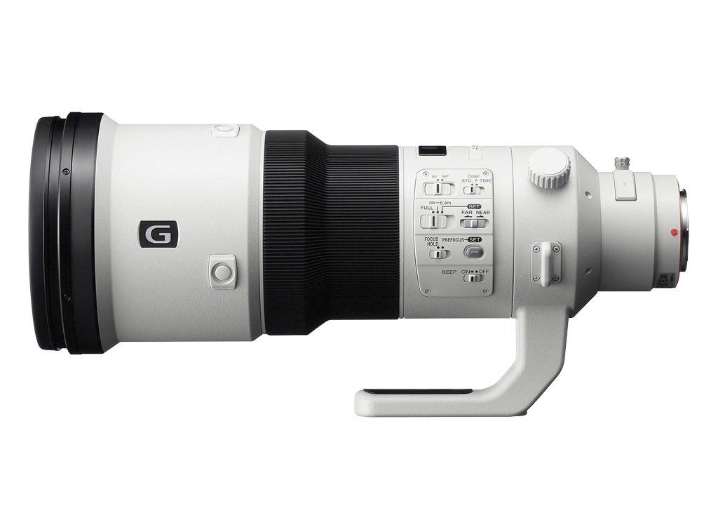Sony SAL 500mm 1:4 G SSM (SAL500F40G) A-Mount