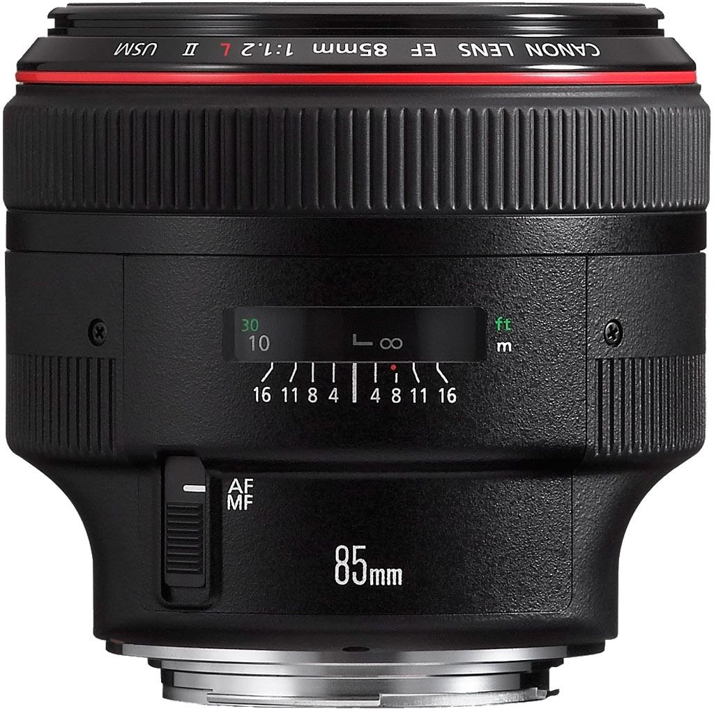 Canon EF 85mm 1:1,2 L USM II