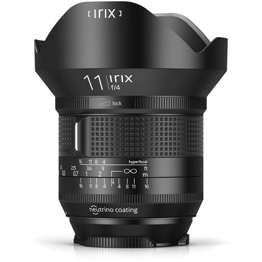 Irix Firefly 11mm 1:4,0 für Canon EF