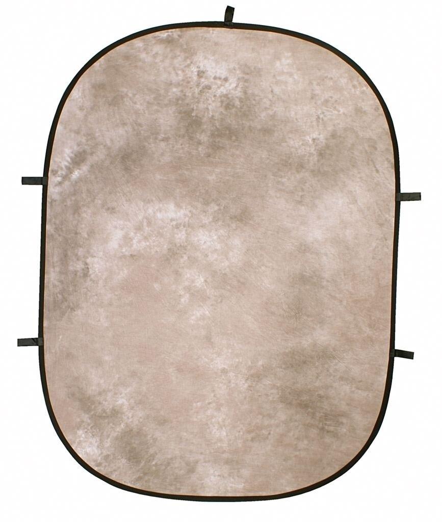 Helios Falthintergrund 150x200cm beige-grau