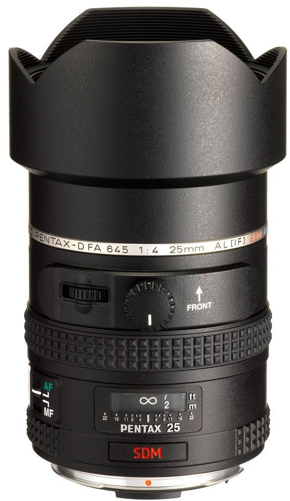 Pentax SMC DFA 645 25 mm 1:4,0 IF SDM AW