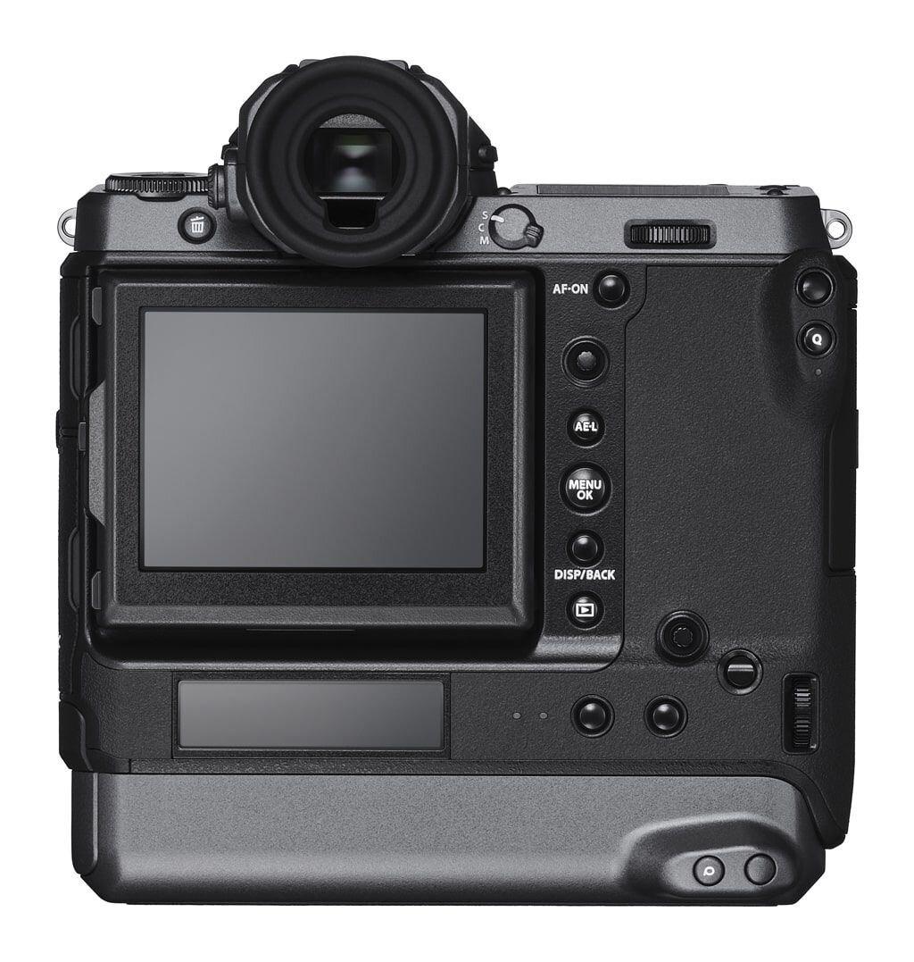 Fujifilm GFX 100 + GF 45mm 1:2.8 R WR