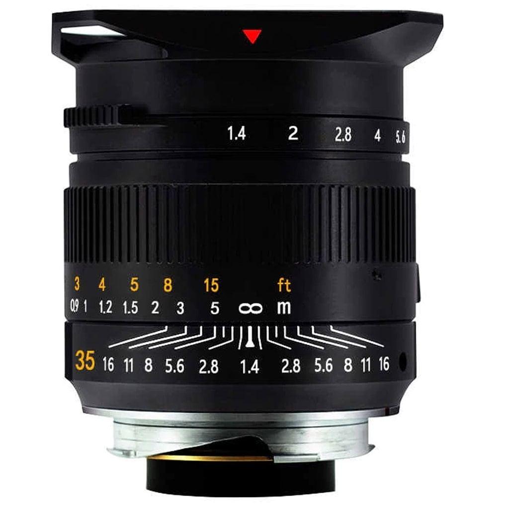 TTArtisan M 35mm 1:1,4 für Leica M