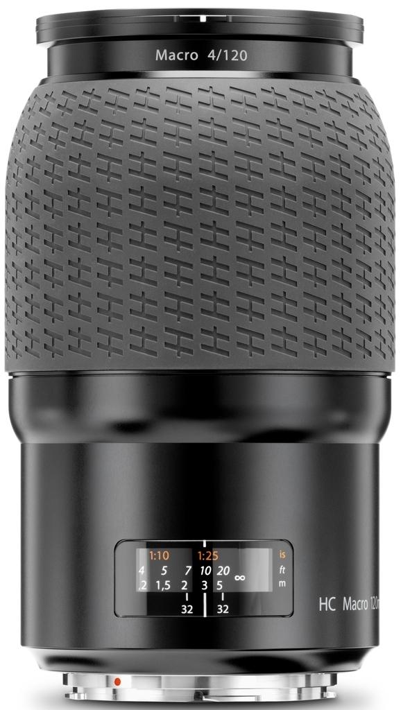 Hasselblad HC 120mm 1:4,0 Macro II