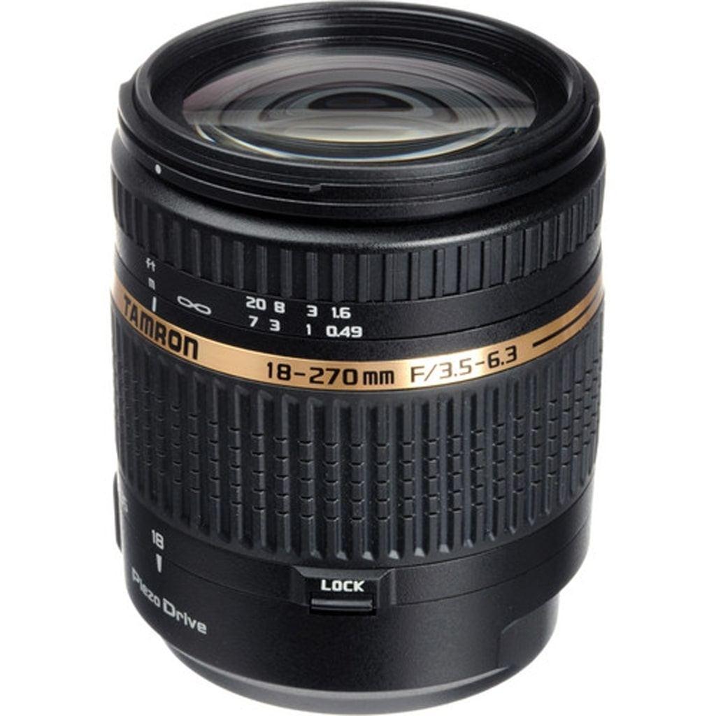 Tamron 18-270 mm 1:3,5-6,3 Di II VC PZD für Canon