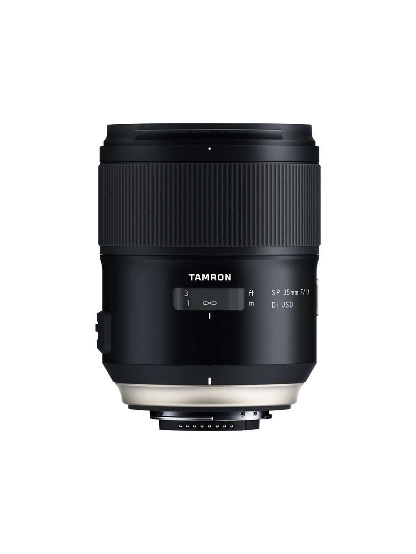 Tamron SP 35mm 1:1,4 Di USD für Nikon F