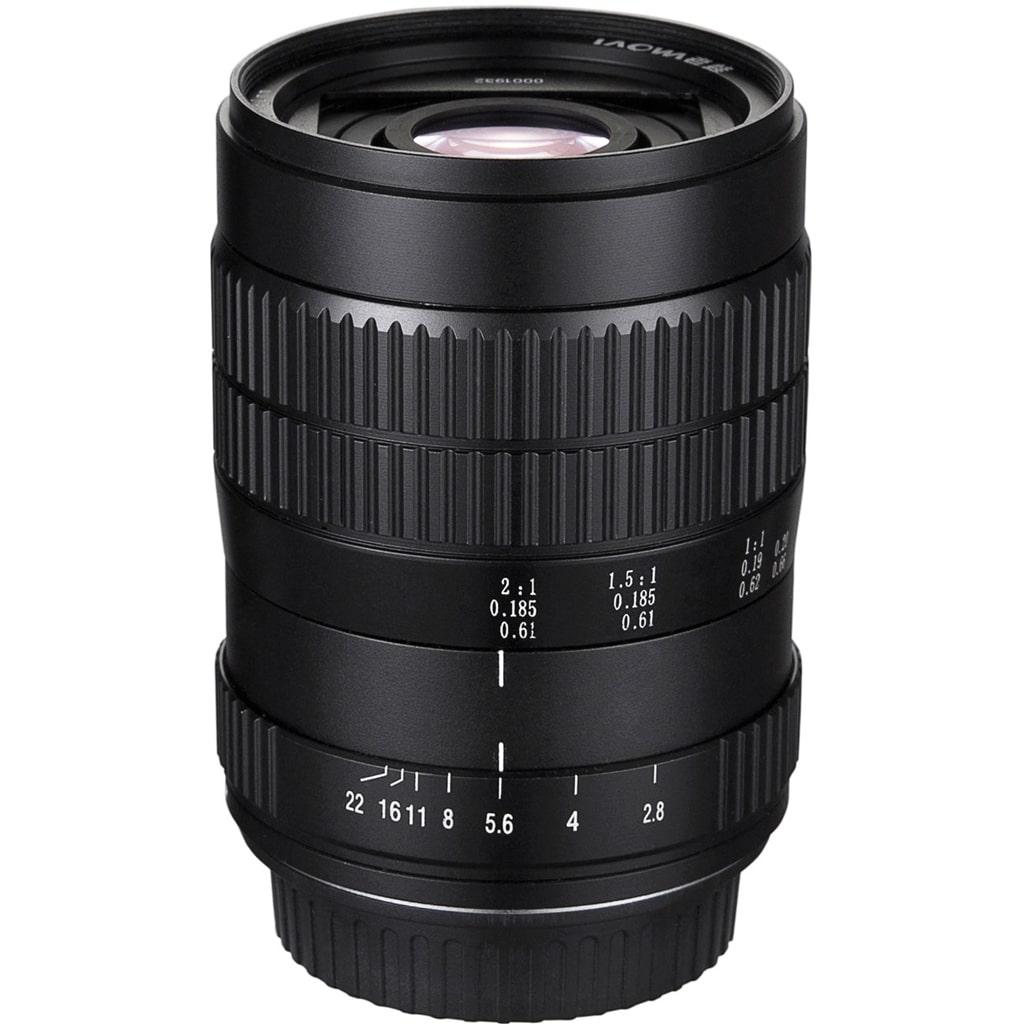 LAOWA 60mm 1:2,8 Ultra-Macro 2:1 für Nikon F