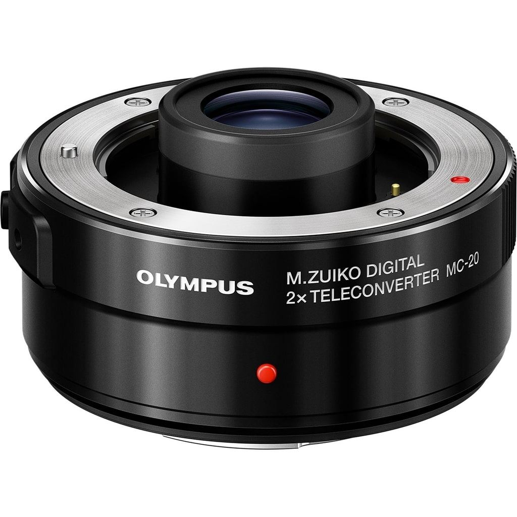 Olympus M.Zuiko Digital 2-fach-Telekonverter MC-20