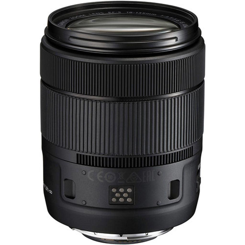 Canon EF-S 18-135mm 1:3,5-5,6 IS USM aus Set