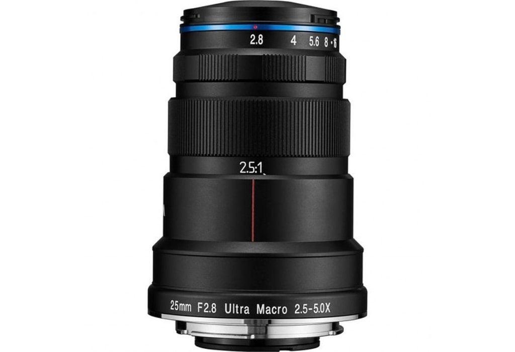 LAOWA 25mm 1:2,8 Ultra-Macro 2,5-5x für Nikon Z