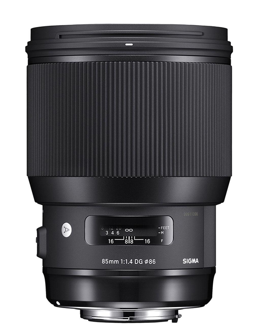 Sigma 85mm 1:1,4 DG HSM Art für Canon EF