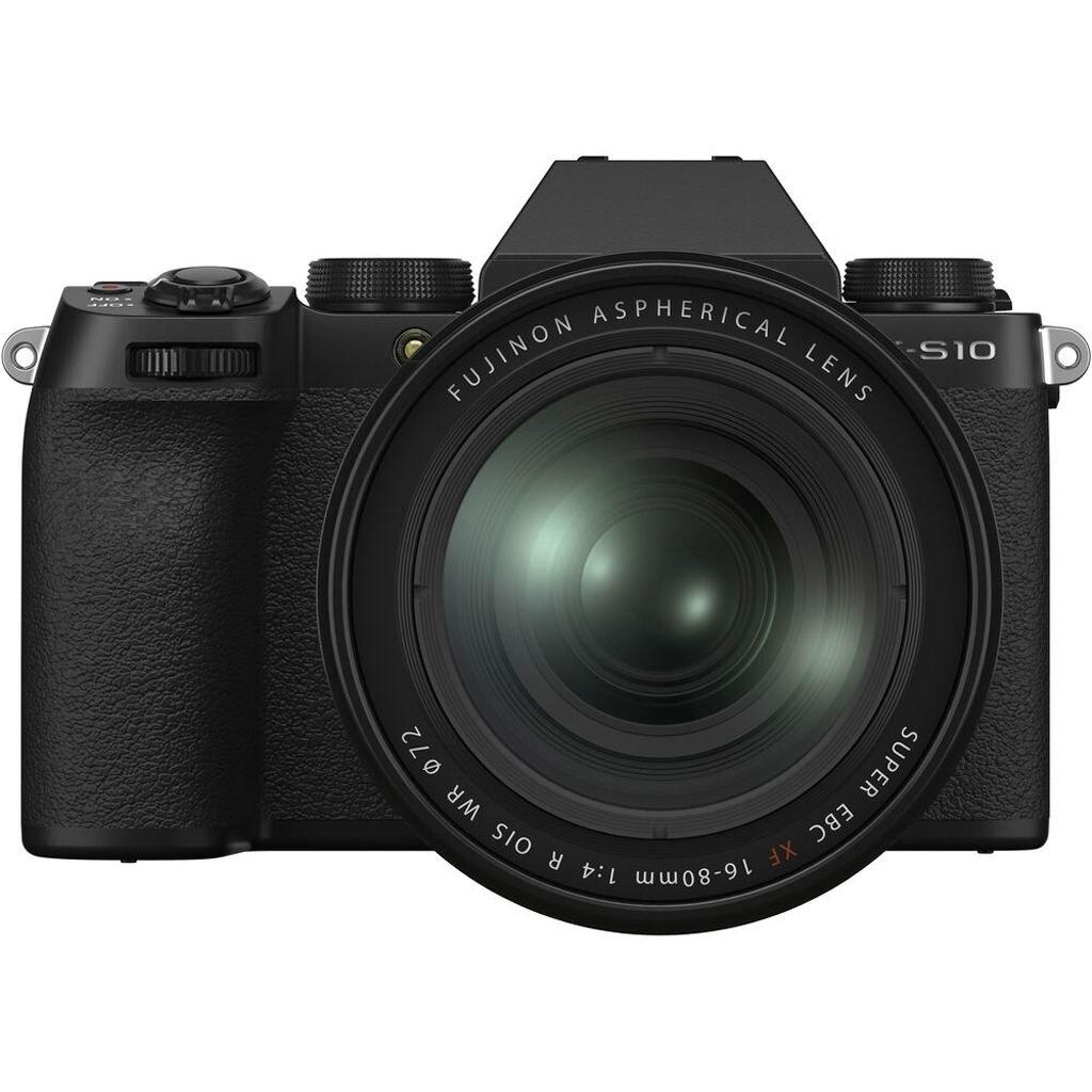 Fujifilm X-S10 inkl. XF 16-80mm 1:4 R OIS WR