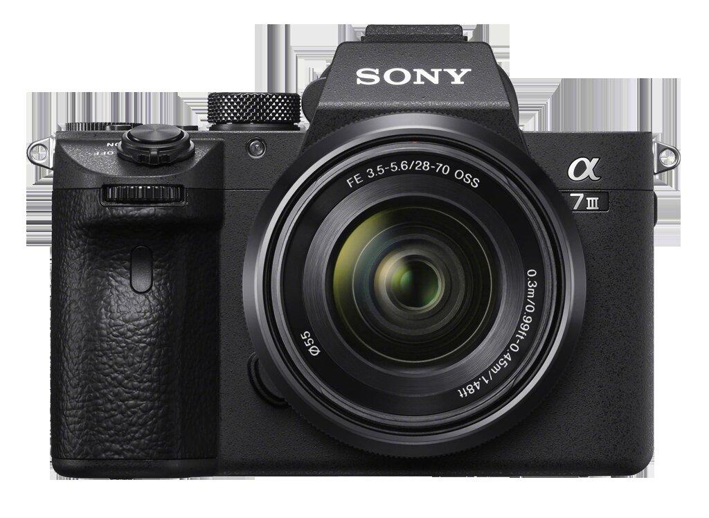 Sony Alpha 7 III (ILCE7M3B) + SEL FE 28-70mm 1:3,5-5,6 OSS (ILCE7M3KB Kit)
