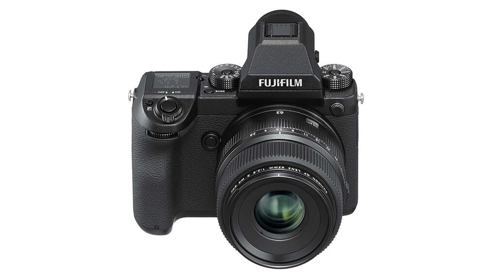 Fujifilm GFX 50S + GF 63 mm 1:2.8 R WR