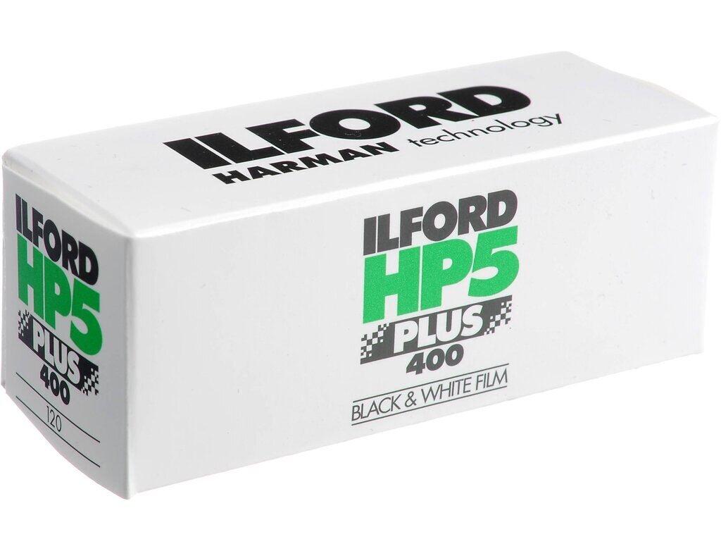 Ilford Film HP 5 plus 120