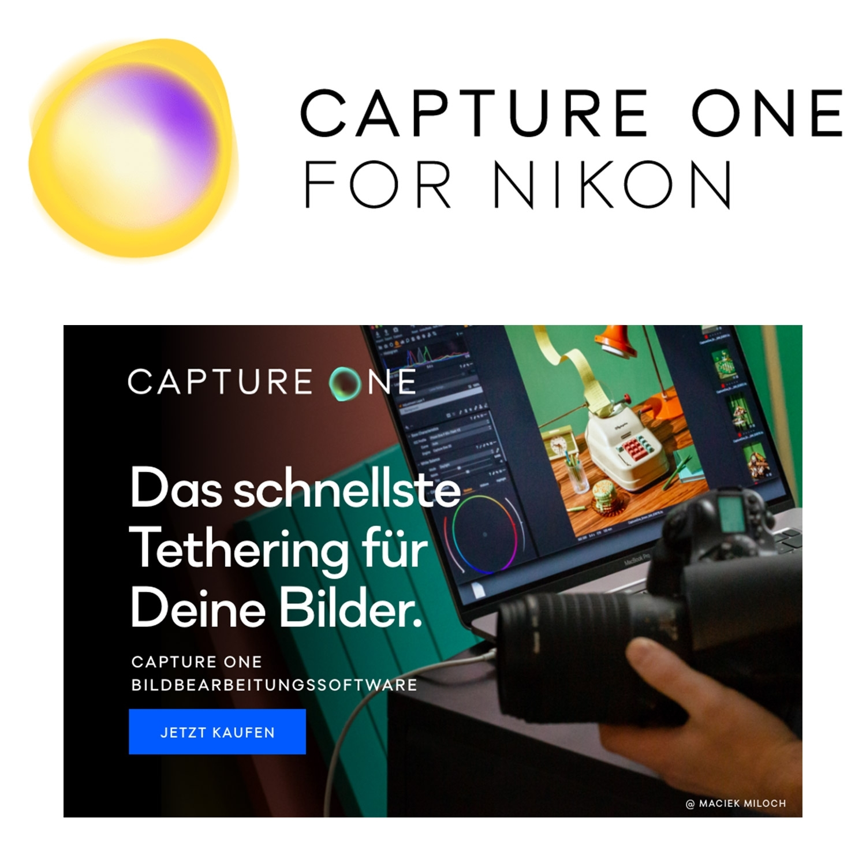 Capture One für Nikon