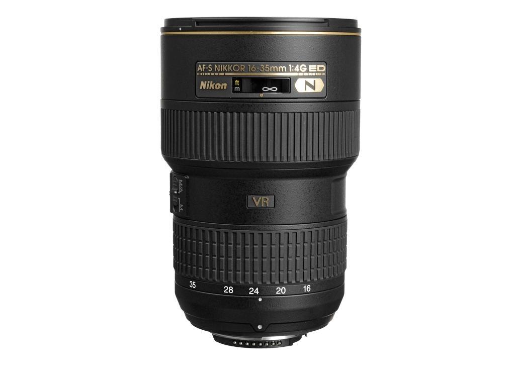 Nikon AF-S 16-35 mm 1:4 G ED VR