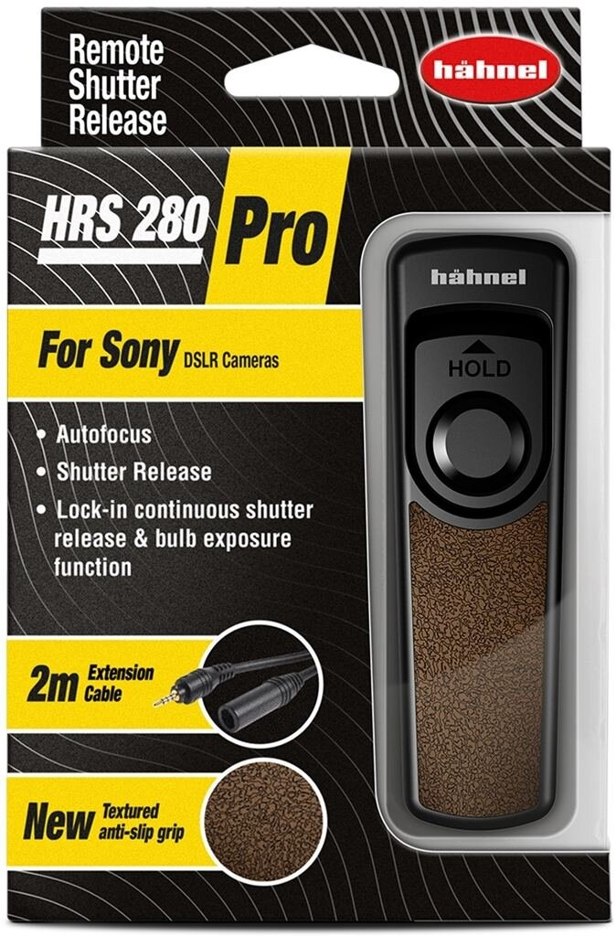 Hähnel Fernauslöser HRS 280 PRO für Sony