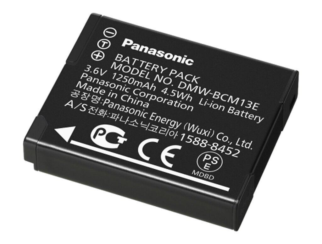 Panasonic Akku DMW-BCM13 für TZ41/FT5/TZ61/TZ71
