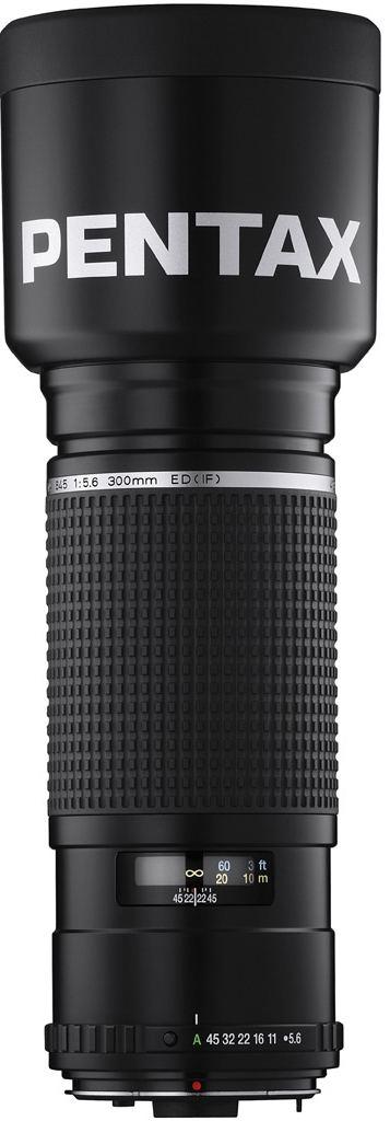 Pentax SMC FA 645 300 mm 1:5,6 ED IF