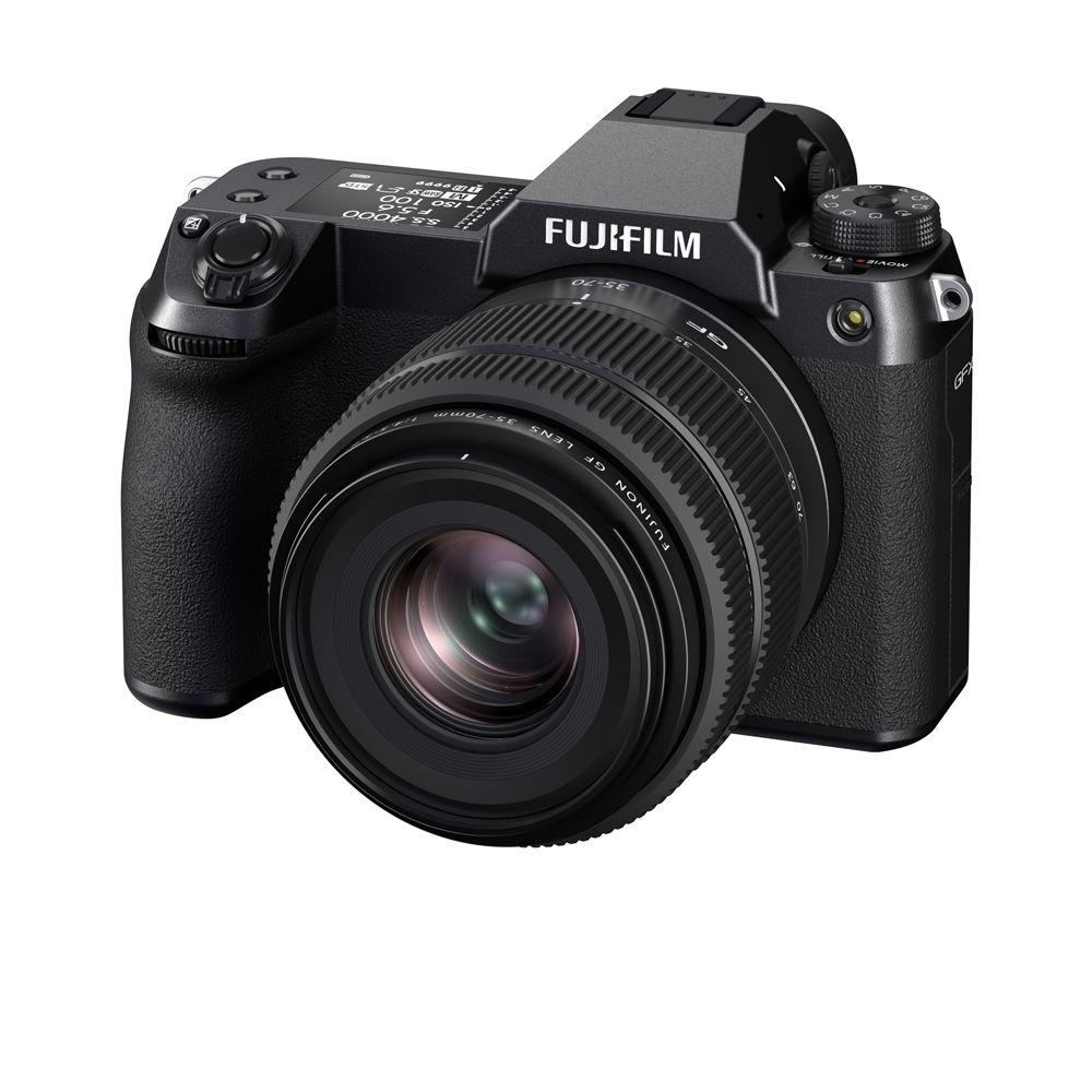 Fujifilm GFX 50S II + GF 35-70mm 4.5-5.6 WR