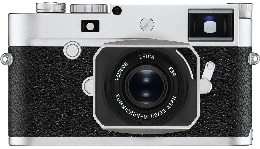 LEICA M10-P, silbern verchromt 20022
