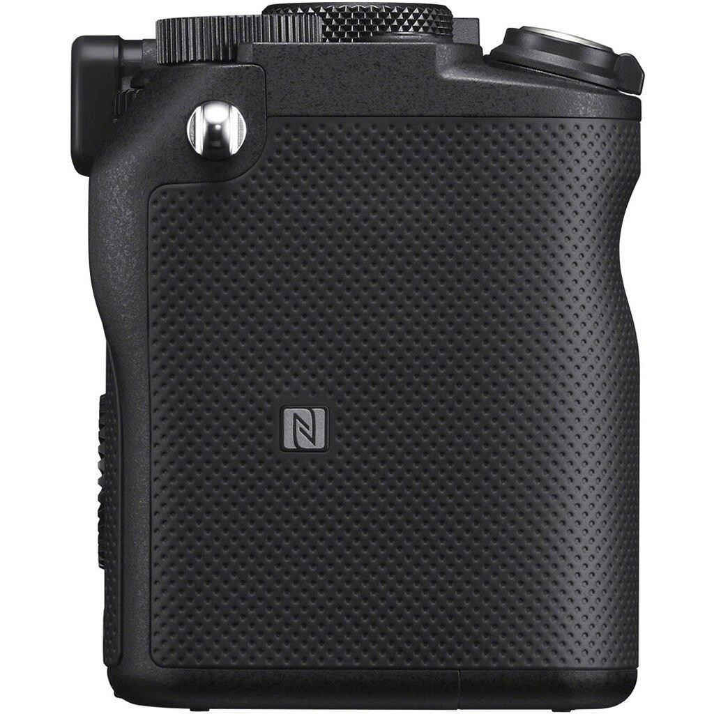 Sony alpha 7C (ILCE7CB) schwarz inkl. Sigma 45mm 1:2,8 DG DN Contemporary + Tasche, UV-Filter und Display-Schutzglas GRATIS