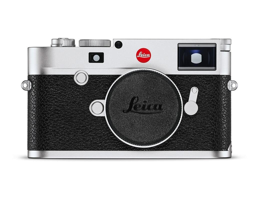 Leica M10-R Gehäuse, silber verchromt 20003