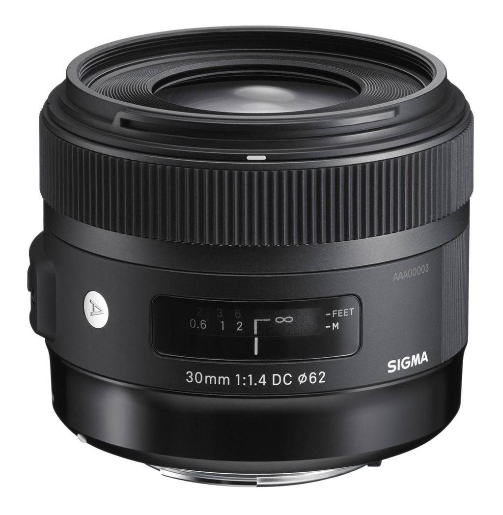 Sigma 30mm 1:1,4 DC HSM Art für Canon EF