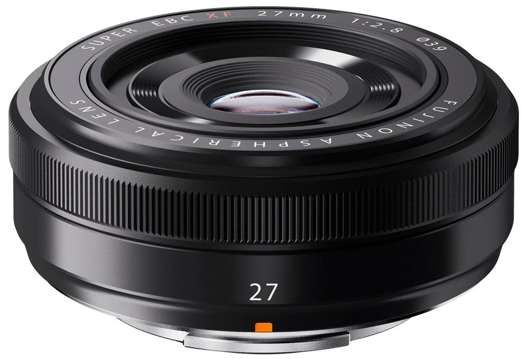 Fujifilm XF 27 mm 1:2,8 schwarz aus Set