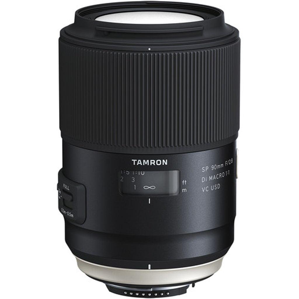 Tamron SP 90mm 1:2,8 Di USD VC Macro für Nikon F