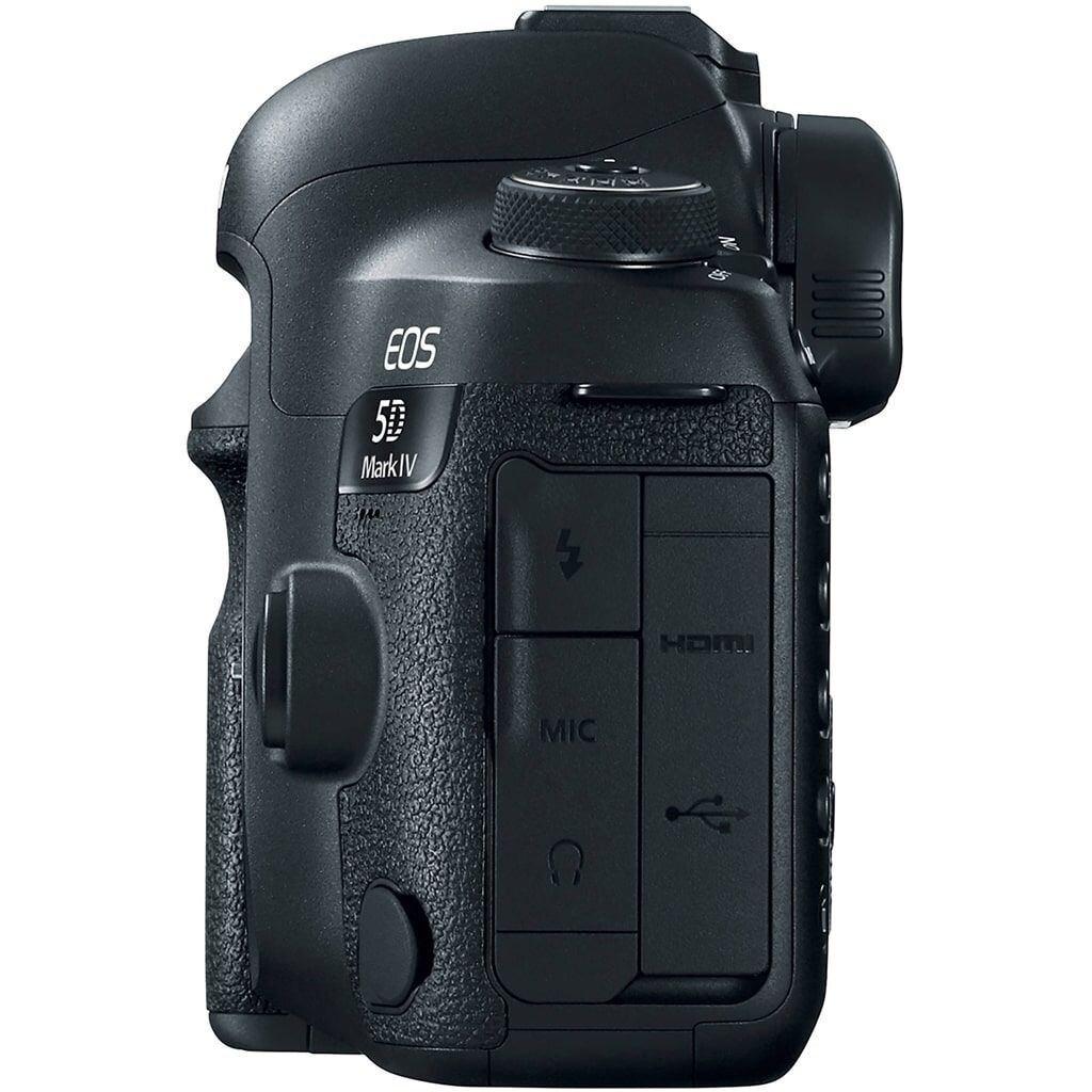Canon EOS 5D Mark IV + EF 24-70mm 1:4,0 L IS USM 150,- EOS Plus X Bonus / -500€ Eintauschprämie