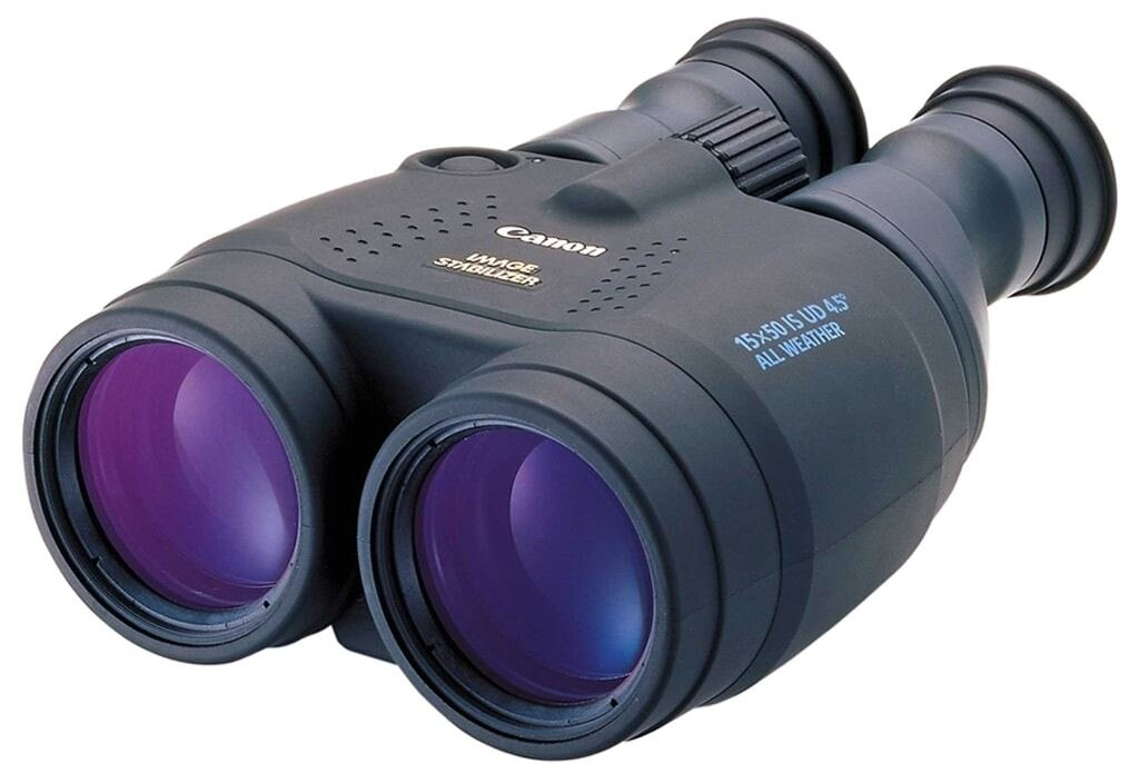 Canon 15x50 IS WP Fernglas