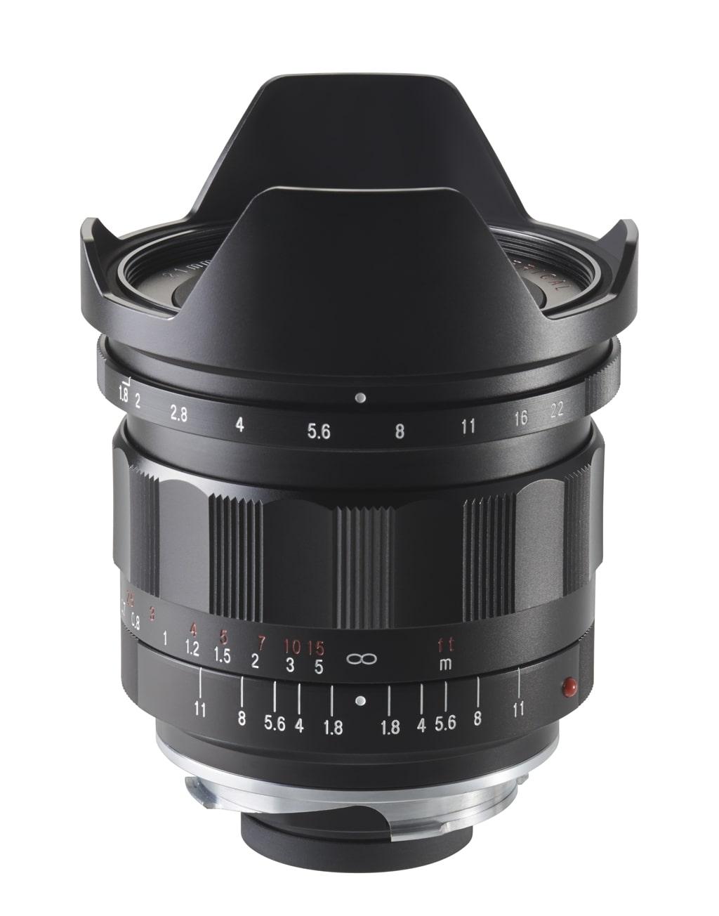 Voigtländer VM 21mm 1,8 Ultron asphärisch Leica M schwarz