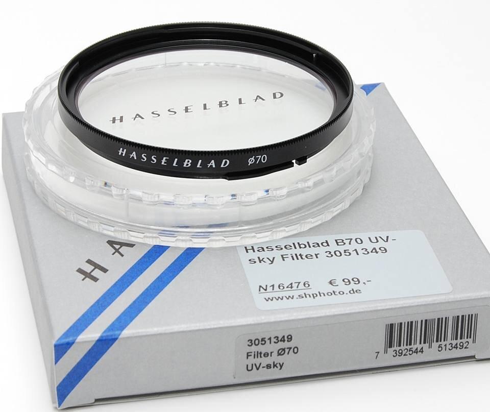 Hasselblad B70 UV-sky Filter 3051349