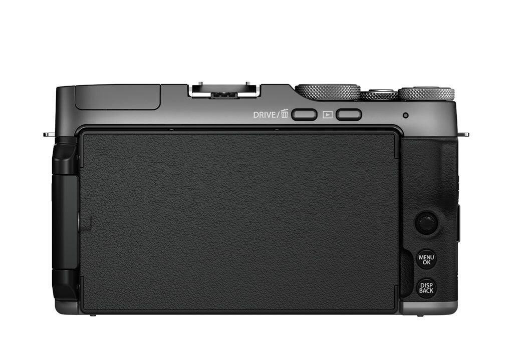Fujifilm X-A7 dunkelsilber Gehäuse