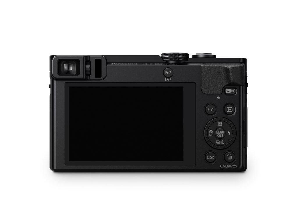 Panasonic Lumix DMC-TZ71 schwarz