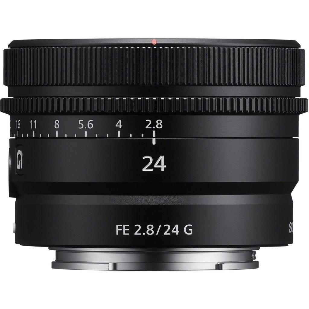 Sony SEL FE 24mm 1:2,8 G (SEL24F28G) E-Mount