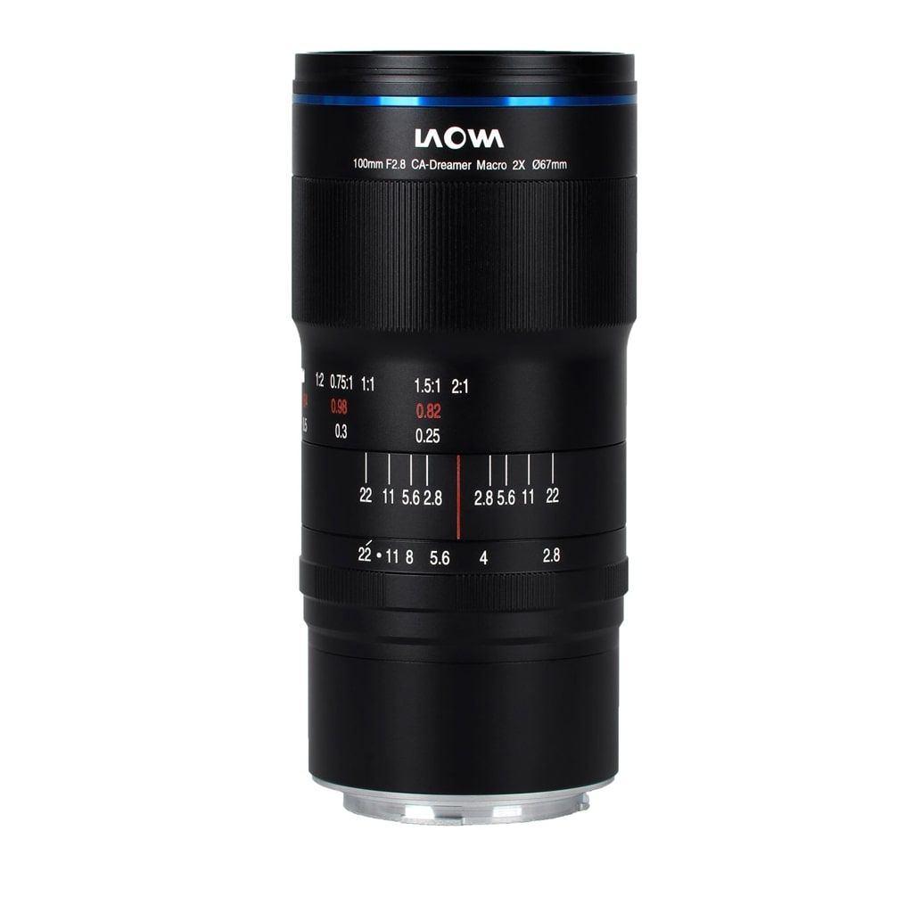 LAOWA 100mm 1:2,8 Ultra Macro 2:1 APO für Canon RF
