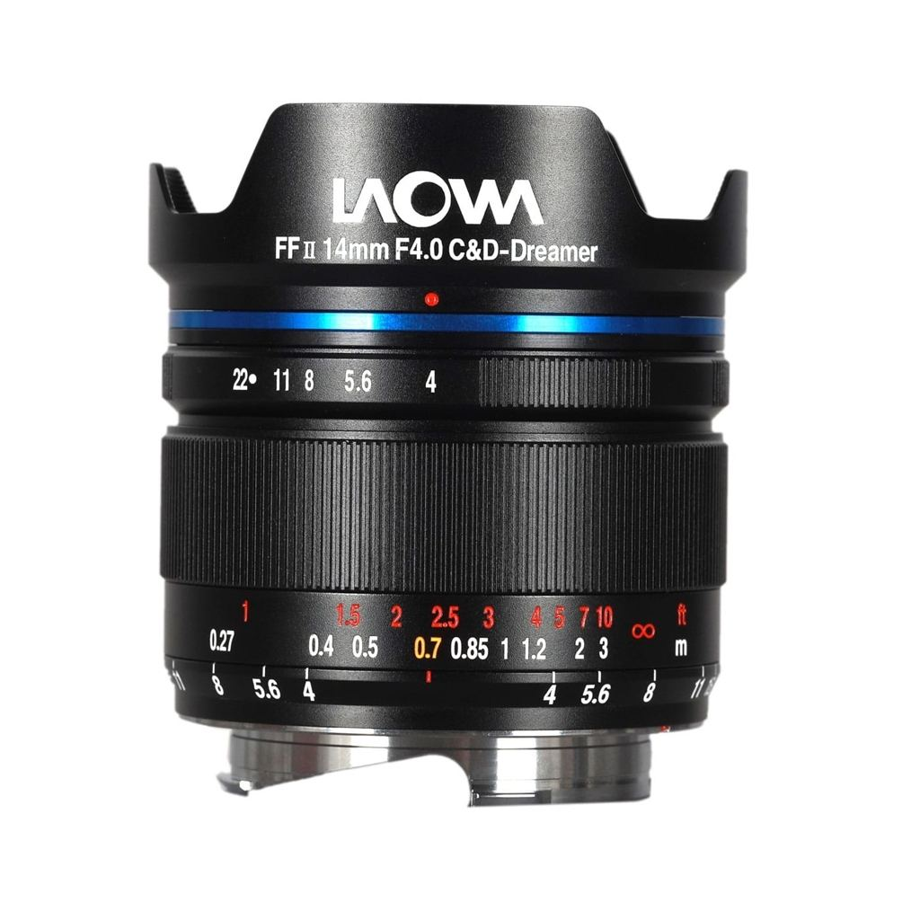 LAOWA 14mm 1:4 FF RL Zero-D für Leica M