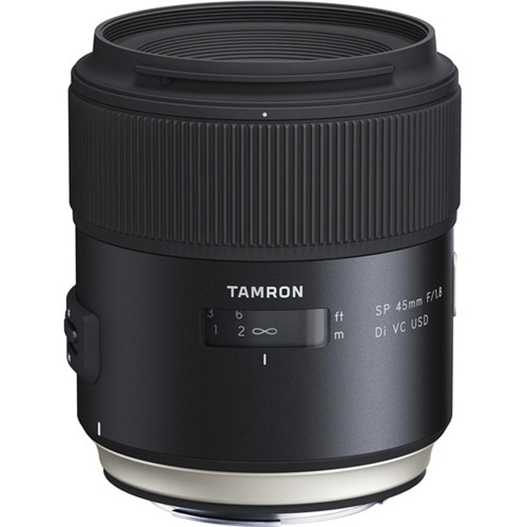 Tamron SP 45mm 1:1,8 Di VC USD für Canon B-Ware