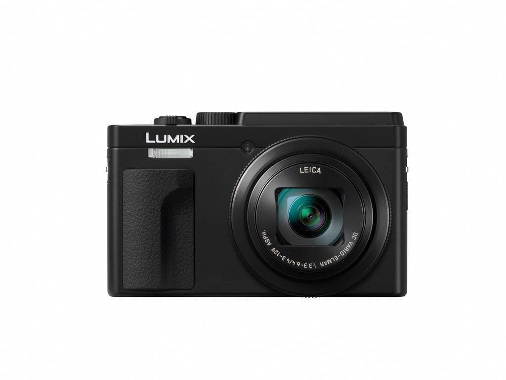 Panasonic Lumix DC-TZ96 schwarz Special Edition inkl. 32GB SDHC Speicherkarte + Tasche